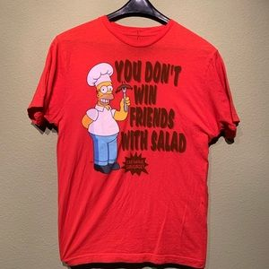 Homer Simpson Universal Studios T-shirt